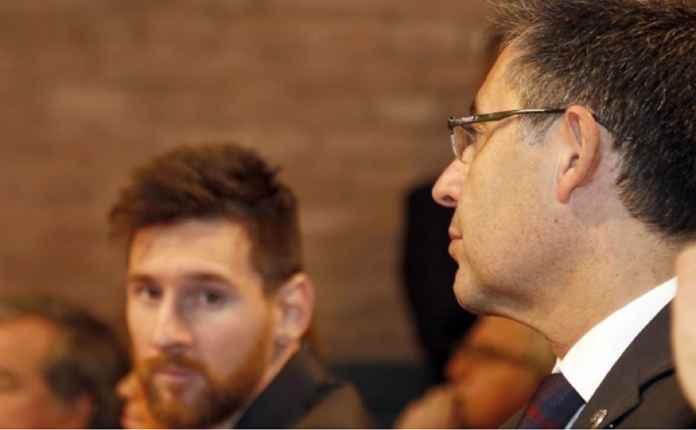 Barcelona Tak Pengaruh Ancaman Inter Soal Barter Lautaro dan Messi