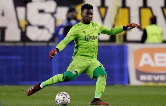 Barcelona Ambisi Boyong Eks Kipernya dari Ajax