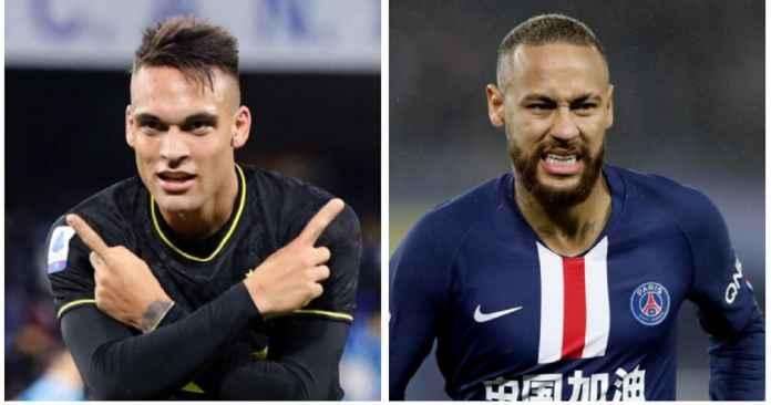 Barcelona Lancarkan Taktik Ini untuk Datangkan Lautaro dan Neymar