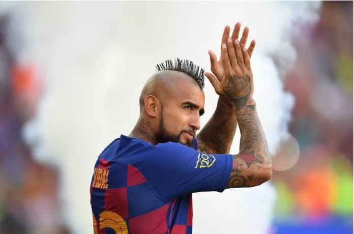 Diincar Inter Miami, Vidal Jadi Pemain Pertama yang Tinggalkan Barcelona