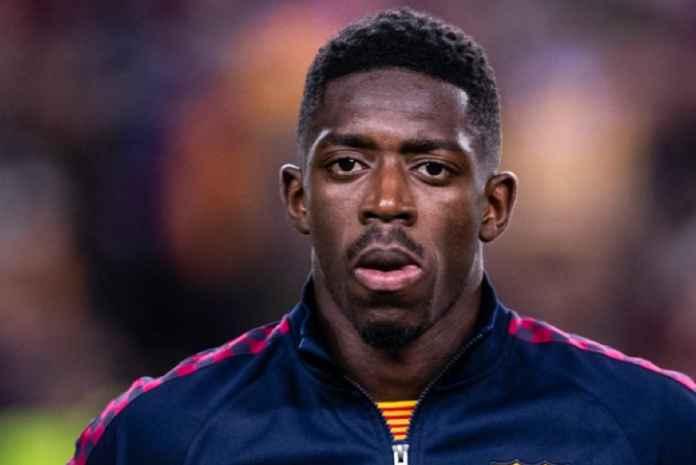 Ousmane Dembele Diminta Tinggalkan Barcelona, Pindah ke Italia