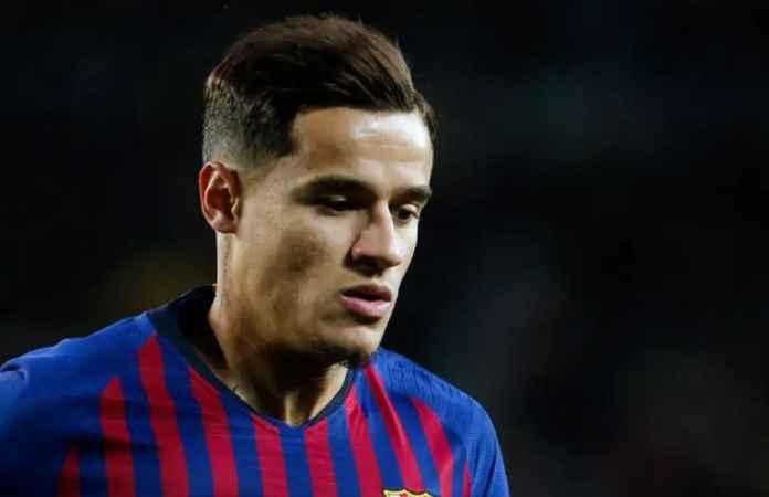 Barcelona Minta 1,4 Trilyun pada Peminat Philippe Coutinho