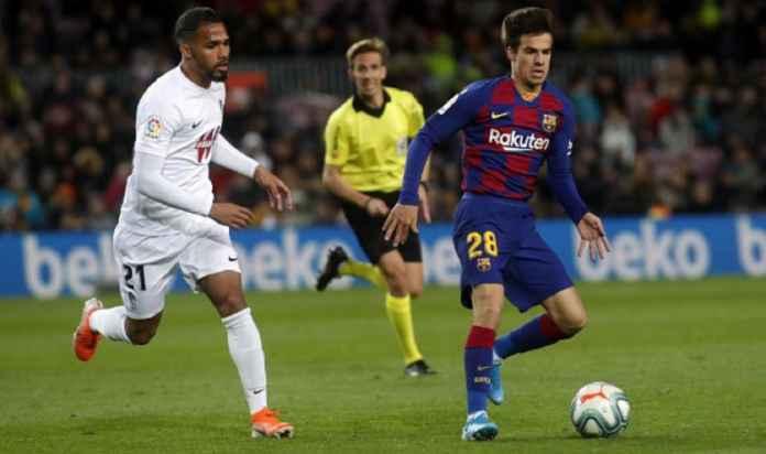 Barcelona Perpanjang Kontrak Permata La Masia Titisan Andres Iniesta
