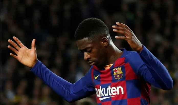 Ousmane Dembele Tanya-tanya Manchester United pada Anthony Martial