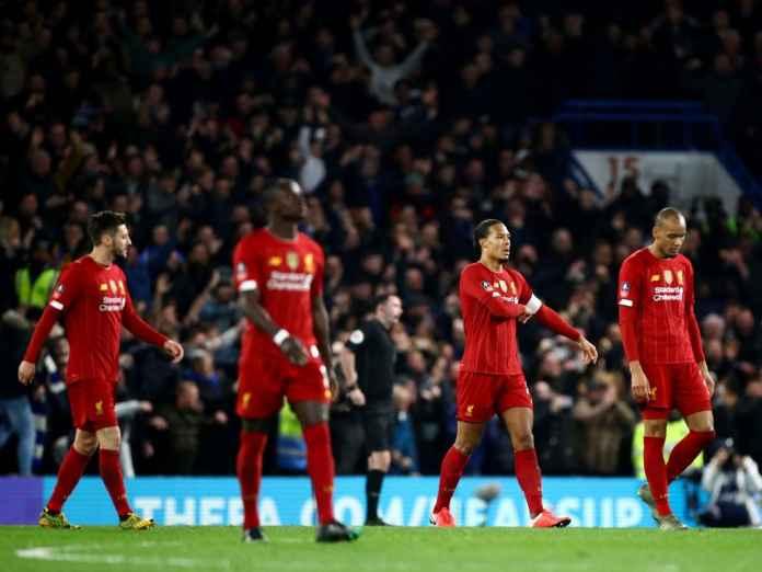 Liverpool Dapat Ejekan Dari Manchester United