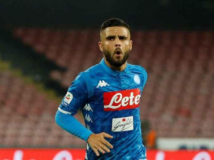 Lorenzo Insigne Simbol Terakhir Klub Napoli