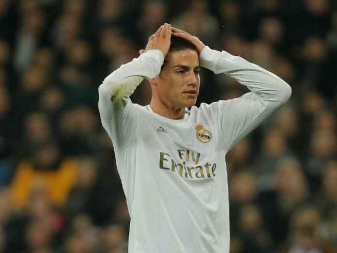 Manchester United Kepincut James Rodriguez