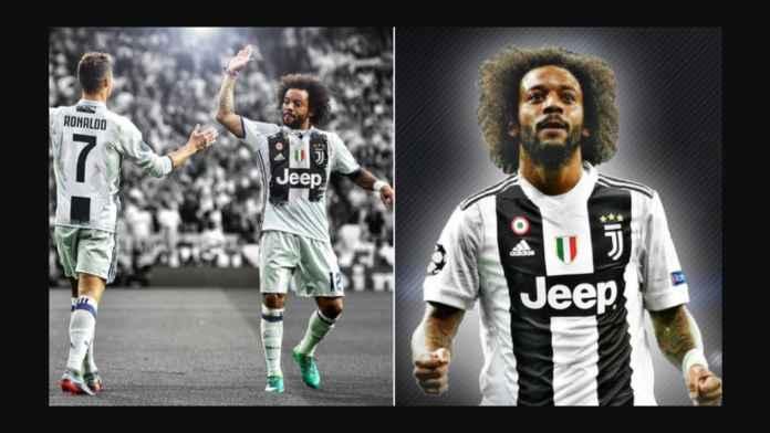 Marcelo Sudah Tak Sabar Reuni Dengan Cristiano Ronaldo di Juventus