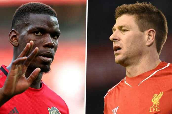 Paul Pogba Seperti Steven Gerrard, Bisa Melakukan Segalanya