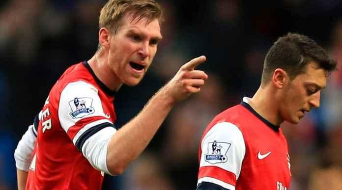 Gaji Mesut Ozil 6,7 Milyar di Arsenal Tapi Tak Mau Potong Gaji 12,5%