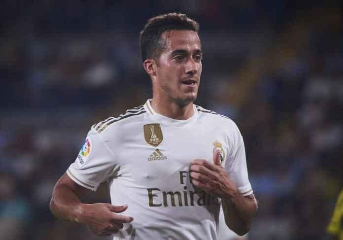 Real Madrid Bakal Menjual Lucas Vazquez