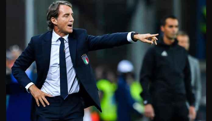 Mancini: Penundaan Euro 2020 Untungkan Timnas Italia