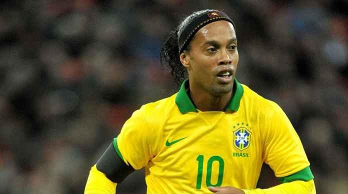 Ronaldinho Keluar dari Penjara Paraguay, Masuk Penjara Rumah