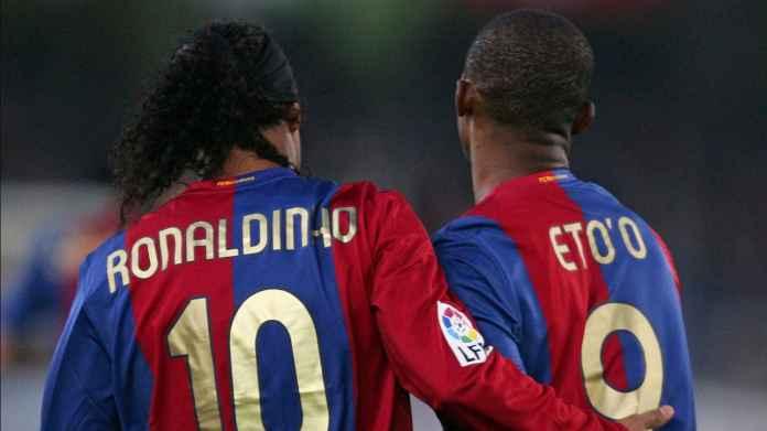 Legenda Barcelona, Inter dan Chelsea Bantu 100 Ribu Warga Kamerun