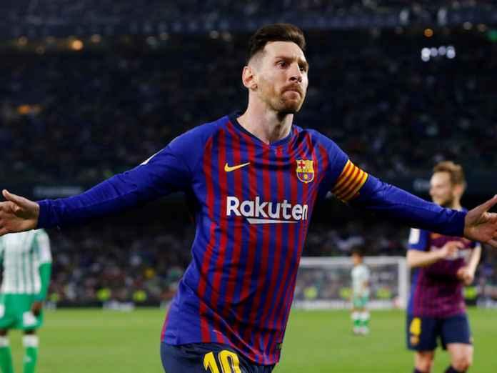 Sergio Aguero Yakin Lionel Messi Akan Pensiun di Barcelona