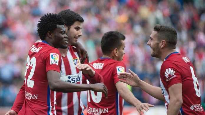 Penggiring Bola Terbaik Liga Spanyol Naik Gaji Dua Kali Lipat di Atletico