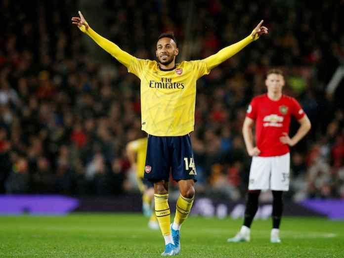 Untuk Aubameyang, Arsenal Harus Belajar Dari Ramsey