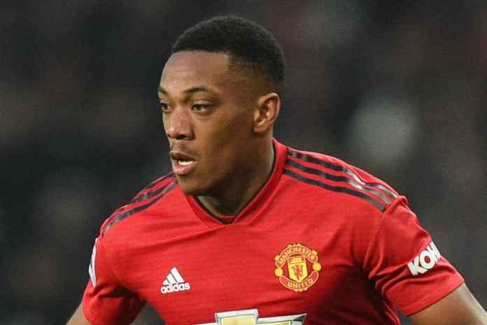 Anthony Martial Dapat Tantangan Dari Legenda Manchester United