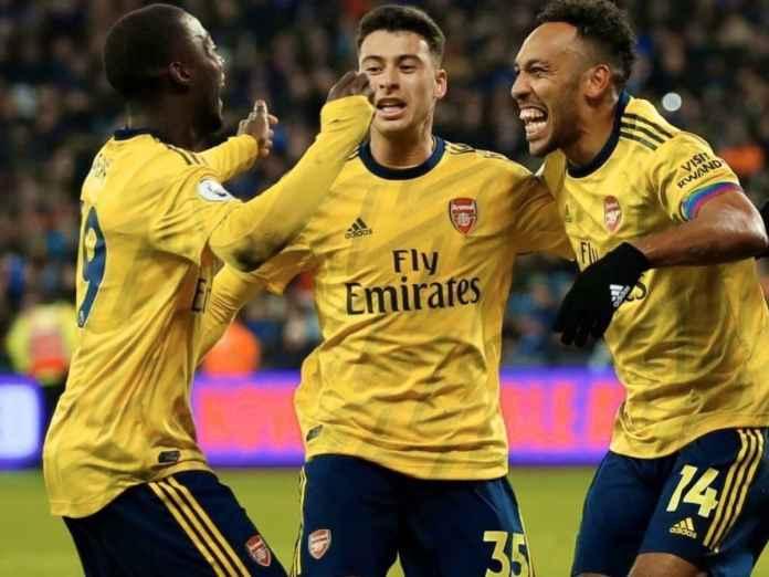 Aubameyang Belum Bisa Digantikan Pemain Muda Arsenal