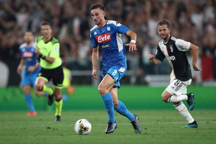 Napoli Turunkan Harga Jual Fabian Ruiz