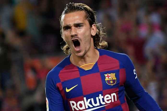 Griezmann Isyaratkan Philippe Coutinho Tinggalkan Barcelona