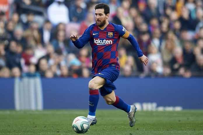 Lionel Messi Pemain Terbaik Sepanjang Masa