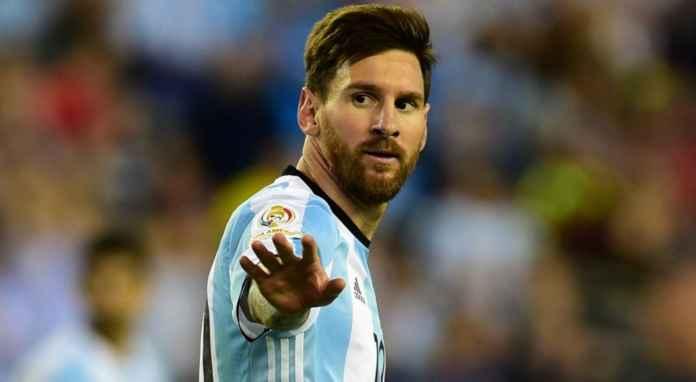 10 rekor Lionel Messi Barcelona Argentina