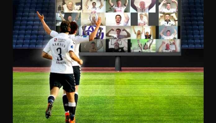 Ayo Persib, Persija, Bali United, Bikin Suporter Virtual di Stadion Bola