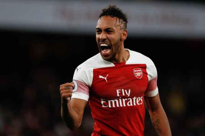 Arsenal Dapat Kecaman Dari Legenda Klub Soal Aubameyang