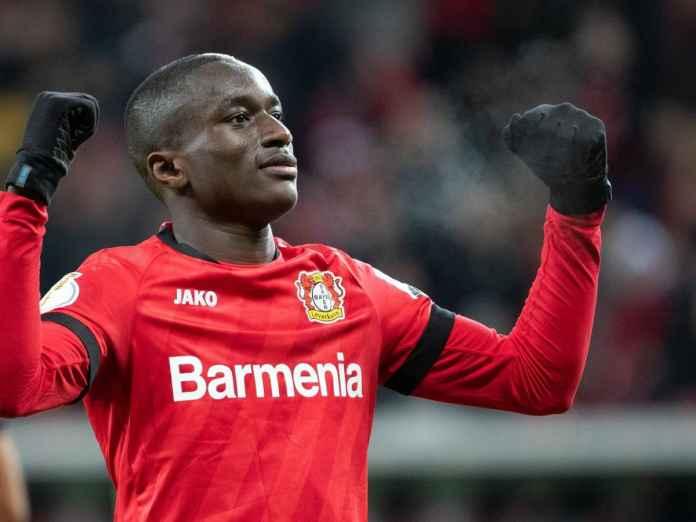 Arsenal Lakukan Kontak Dengan Agen Winger Bayer Leverkusen