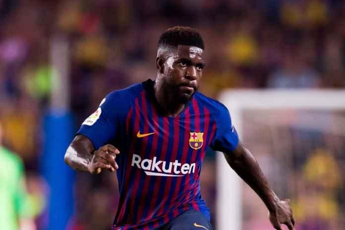 Barcelona Siap Pagari Samuel Umtiti