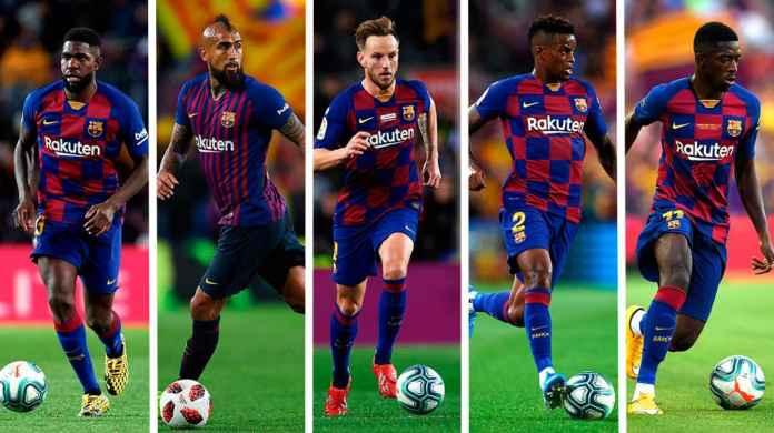 Barcelona jual pemainnya demi dana yang mereka butuhkan untuk bertahan hidup