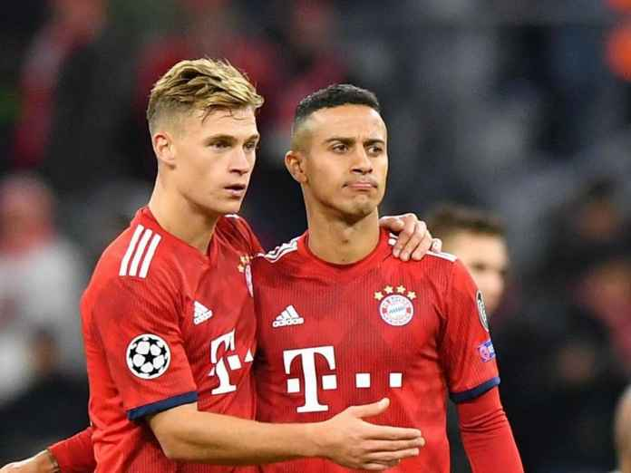 Bayern Munchen Punya Duet Lini Tengah Terbaik