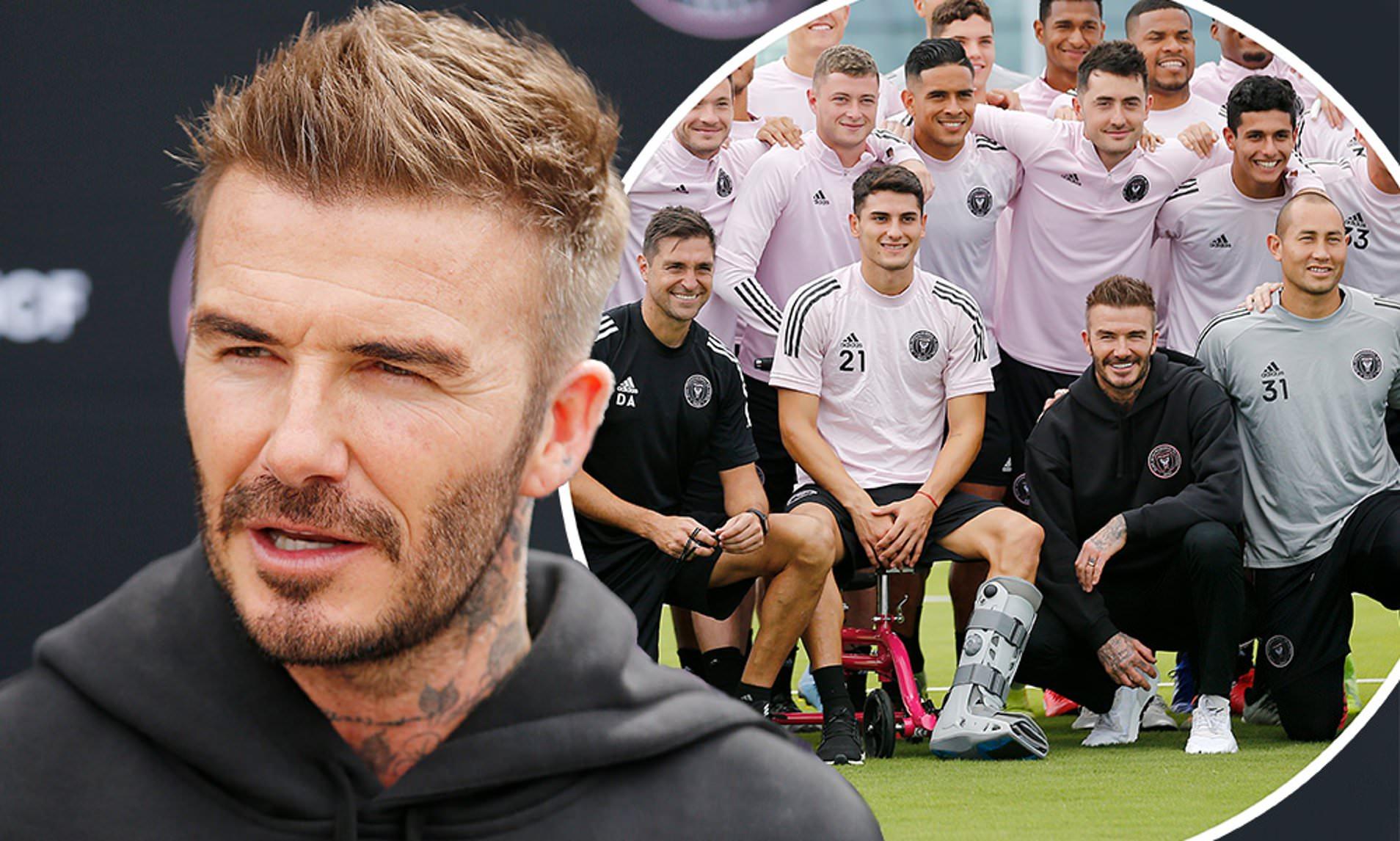 Bisnis David Beckham pemilik klub bola Inter Miami FC