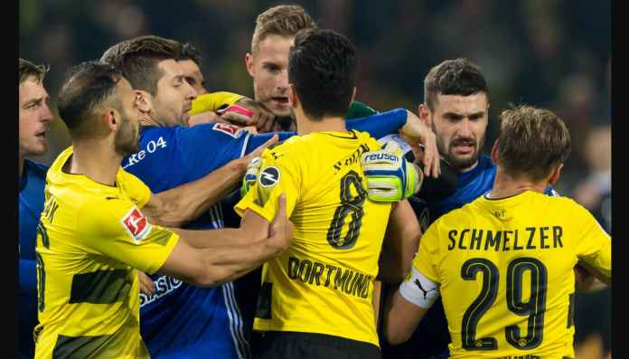 Yes! Dortmund vs Schalke Awali Liga Jerman 16 Mei, Cuma 9 Hari Lagi