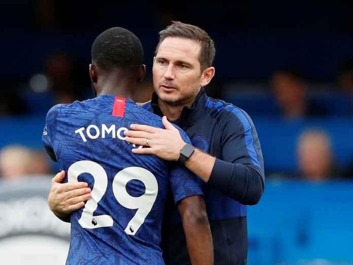 Chelsea - Fikayo Tomori dan Frank Lampard