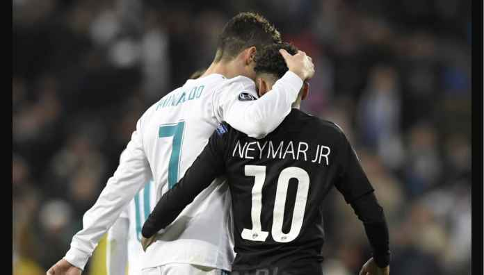 Pendukung Juventus Bersorak, Neymar Abaikan Barcelona, Pilih Ronaldo