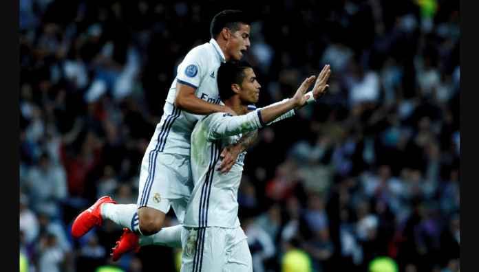 Momen Cristiano Ronaldo Minta Maaf Khianati Tim Masa Kecilnya