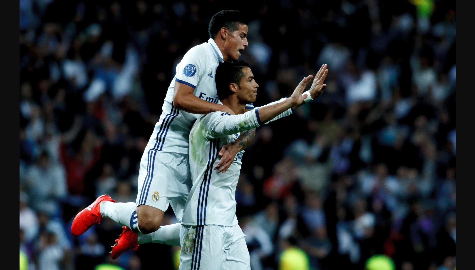 Dua Bintang Real Madrid Rangkul Ronaldo, Dikhawatirkan Tertular Covid-19