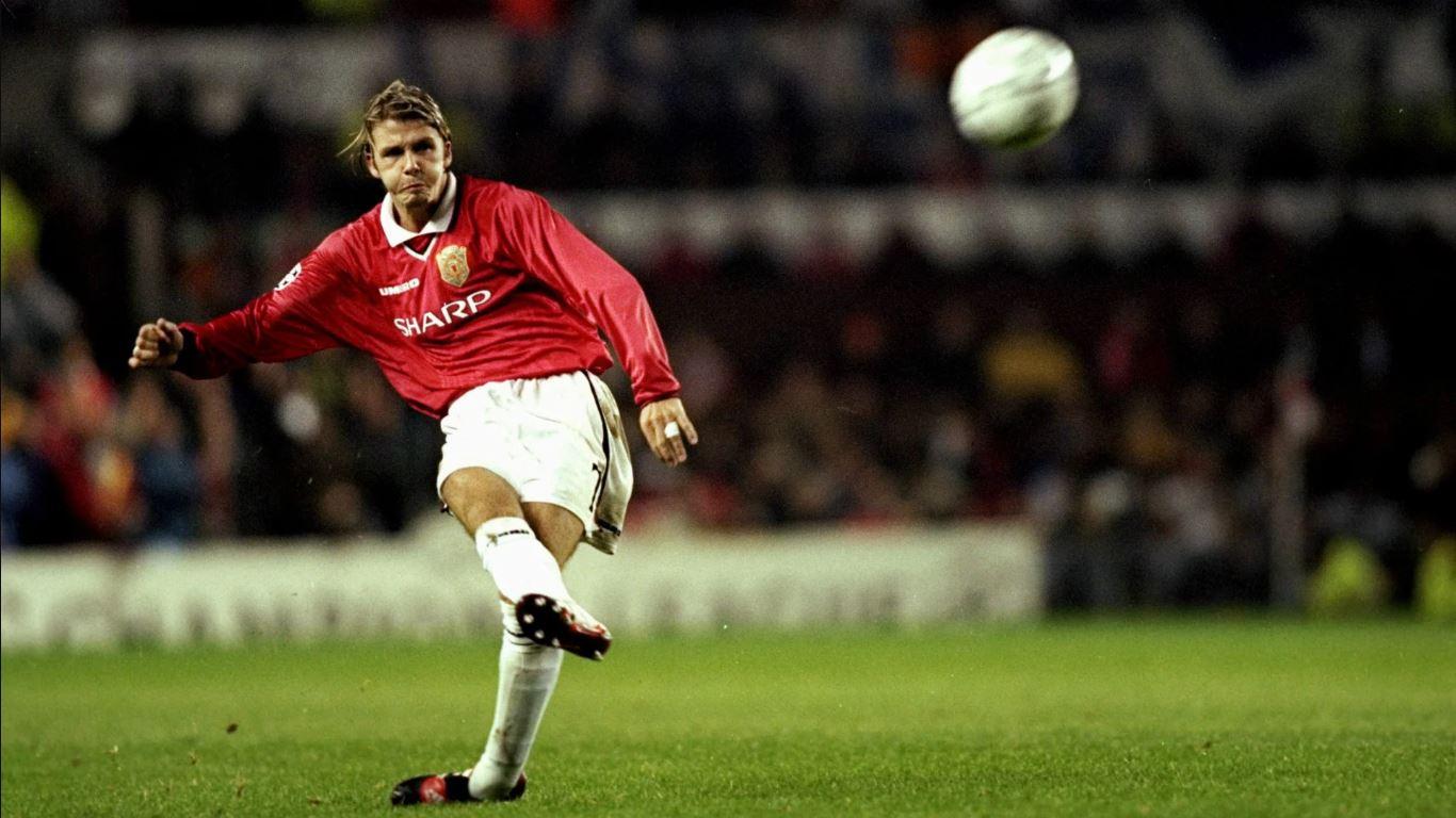 Rahasia Free Kick David Beckham Datang Bertahun Tahun Sebelumnya