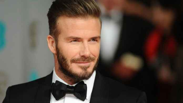 Di Ulang Tahun ke 45, David Beckham Dapat Kejutan dari Keluarga