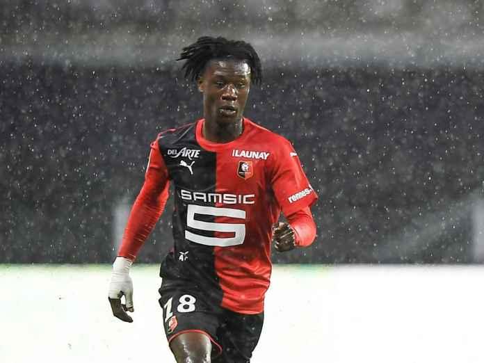 Diburu Real Madrid, Bintang Rennes Ini Santai Saja