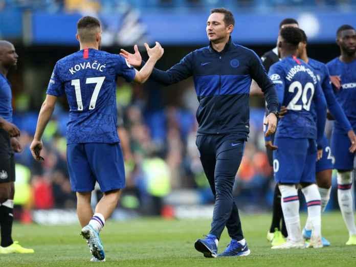 Eks Real Madrid Ungkap Frank Lampard Banyak Membantu Kariernya