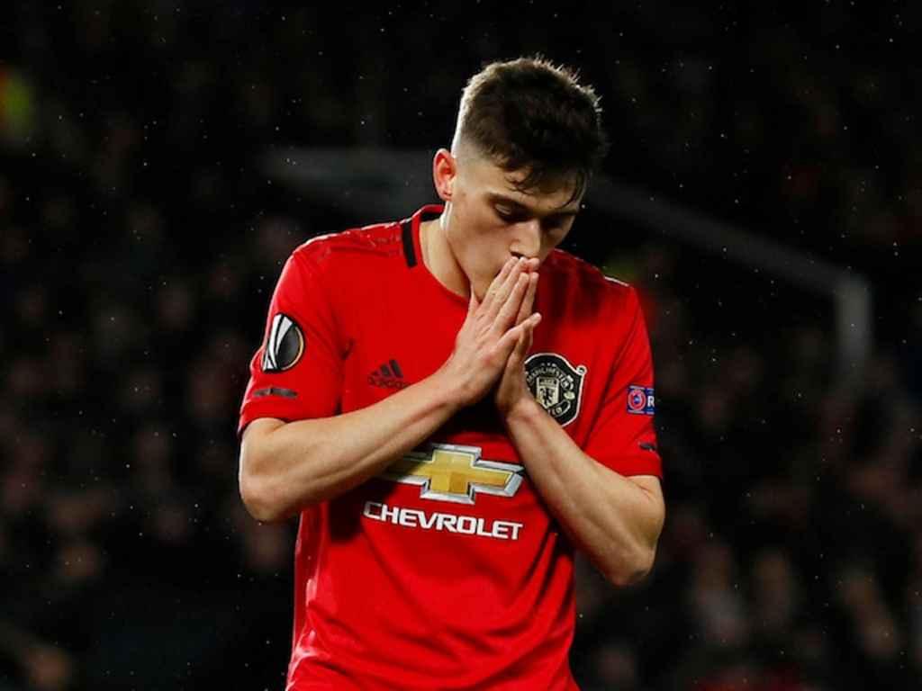 Gagal Pindah Klub Pemain Manchester United Ini Marah Marah