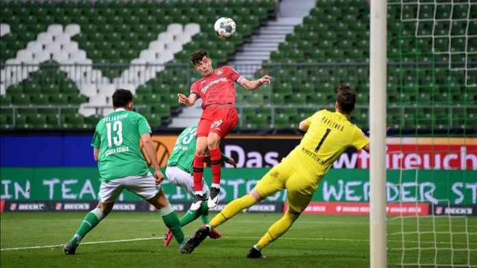 Target Transfer Barcelona 2 Gol, Werder Bremen vs Bayer Leverkusen 1-4
