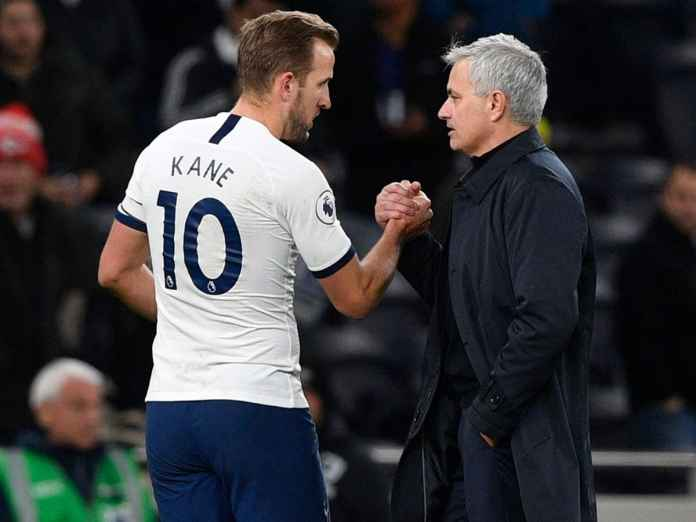 Harry Kane Bisa Menangkan Gelar Juara Dengan Jose Mourinho