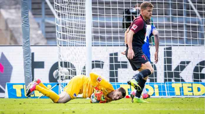 Nyaris Degradasi, Hertha Berlin Naik ke Urutan 9 Dalam 15 Hari Saja