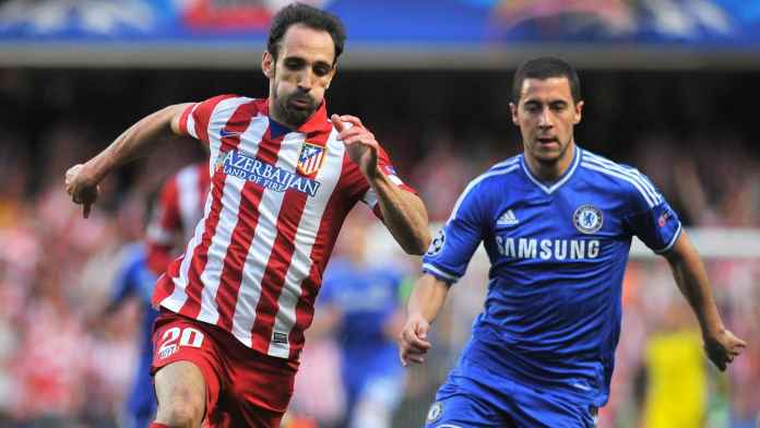 Kemalasan Hazard Bikin Chelsea Kalah Dari Atletico di Liga Champions