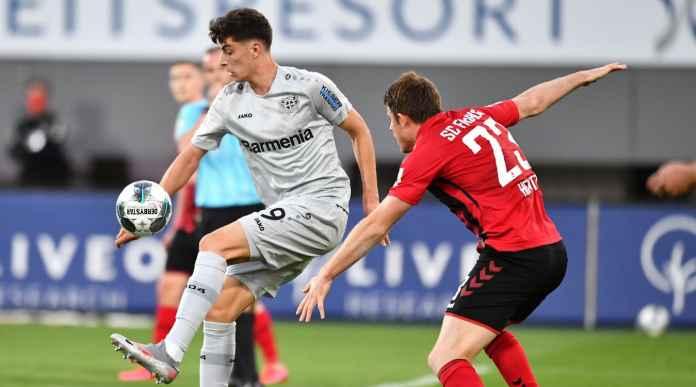 Kai Havertz Koleksi 11 Gol Musim Ini, Bawa Bayer Leverkusen Menang 0-1