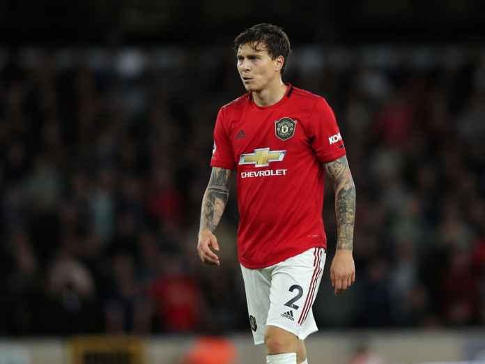 Karier Victor Lindelof di Manchester United Terancam